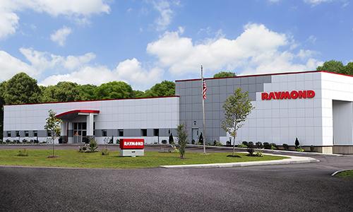 Raymond Parts Distribution Center, Syracuse