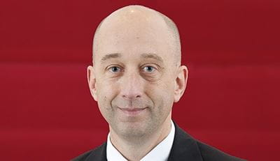 David Norton of The Raymond Corporation