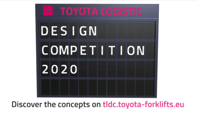 Toyota Design Competition 2020, Raymond Applicants