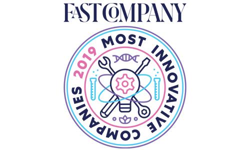 fast company, innovative company